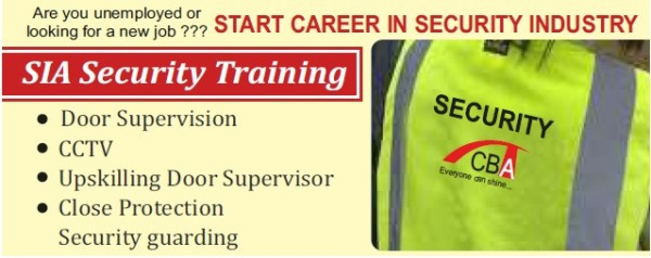 SIA Courses in Hounslow , Southall and London areas
